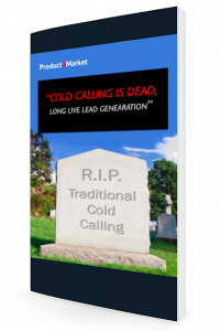 Cold Calling Is Dead – Long Live Lead Generation - Anthony E Byrne
