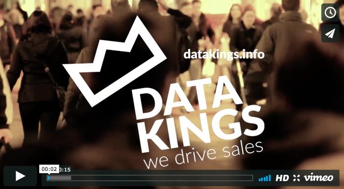 Working With DataKings.io