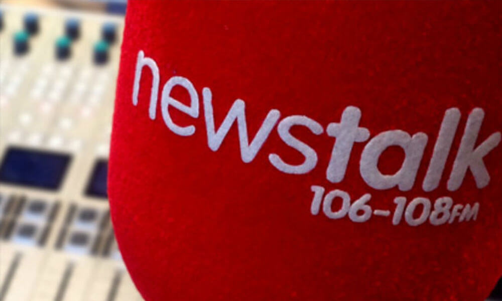 Anthony On Newstalk 106 – Business