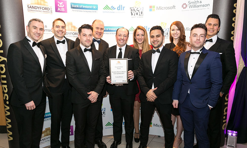 Sandyford Business District Awards – Product2Market